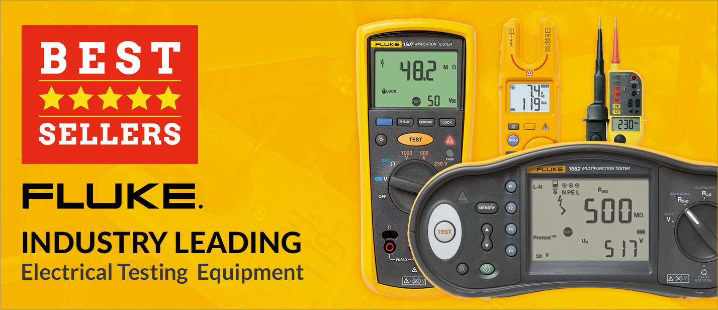 Fluke Electrical Testing Equipment