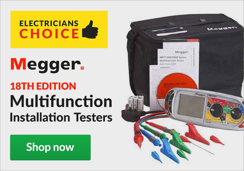 Megger Multifunction Testers