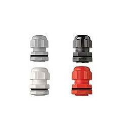 Cable Glands IP68 Nylon Dome Top Style