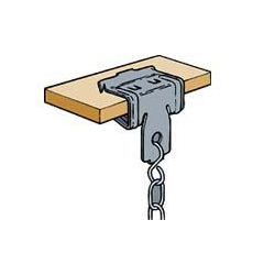 Britclips Beam Clips For Suspension Chains & Wire