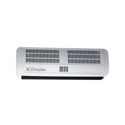 Overdoor Air Curtain Fan Heaters