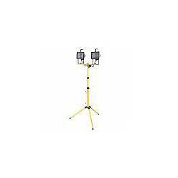 Halogen 110v Tripod Site Lights