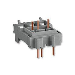 Connecting Links Contactor to Manual Starter