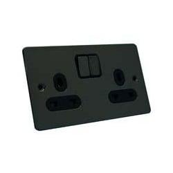 Schneider GET Ultimate Flat Plate Wiring Accessories - Edwardes