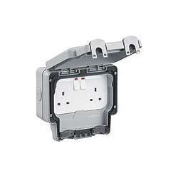 Sockets & Switches for Outdoor use