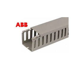 ABB Slotted Panel Trunking