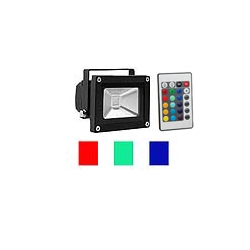 LED Colour Changing Floodlight