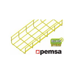 Cable Tray Wire Basket From Pemsa