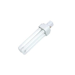 TCD Double Turn Compact Fluorescent Lamp - 2 Pin