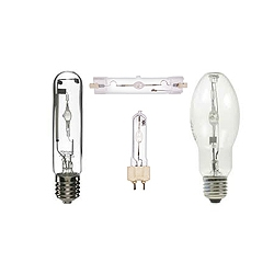 Metal Halide Lamps - All Types