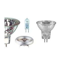 Lamps - Halogen 12v Low Voltage All types
