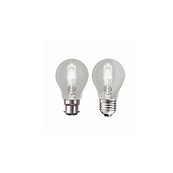 ESH Energy Saving Halogen Clear GLS BC & ES Lamps