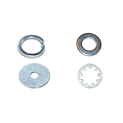 M6 Steel Washers