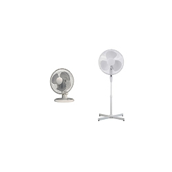 Standard Desk And Pedestal Fans
