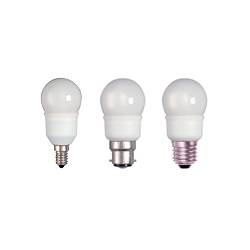 Compact Fluorescent - Round 45mm Lamps