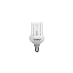Sylvania Mini Lynx Fast Start Cool White (4000k) SES Lamp