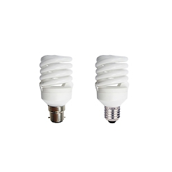 Compact Fluorescent - Spiral Style Lamps