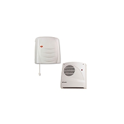 Bathroom Heating - Fan Heaters