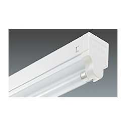 Fluorescent Arrowslim Slimline Fittings