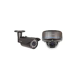 ESP HD Bullet & Dome Cameras 720P