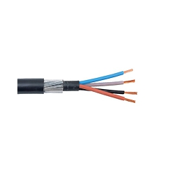 4 Core Steel Wire Armoured Cable