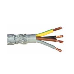 4 Core SY Armour Flex Control Cables