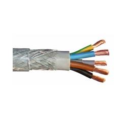 5 Core SY Armour Flex Control cables
