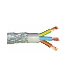 3 Core SY Armour Flex Control cables