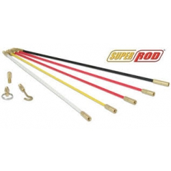 Super Rod Cable Pulling Rods and Accessories