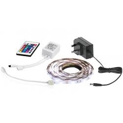 Aurora Enlite 12 Volt LED Strip Tape Kits in 5 Metre Lengths