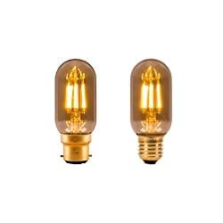 LED Vintage Tubular By British Electric Lamps