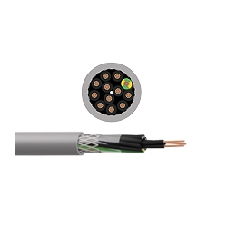 18 Core CY Flexible Cable
