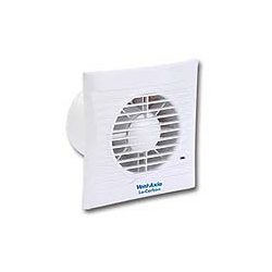 "100mm (4"") Axial Quiet/Silent Running Fans"