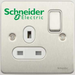Schneider GET Ultimate Flat Plate Wiring Accessories