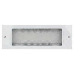LED Flush Emergency Fitting