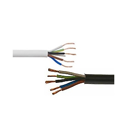 Standard PVC 5 Core PVC Circular Flex 2185Yand 3185Y