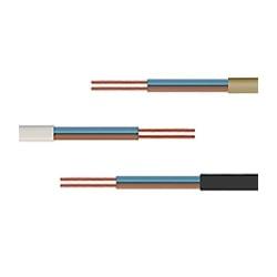 Standard PVC 2 Core Oval Light Duty - 2192Y
