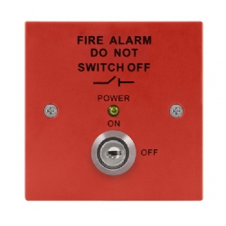 Fire Isolator Switch