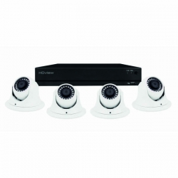 ESP 4MP Dome CCTV Kits