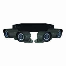 ESP 4MP Bullet CCTV Kits