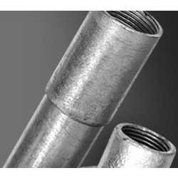 Conduit - Steel + Fittings and Equipment