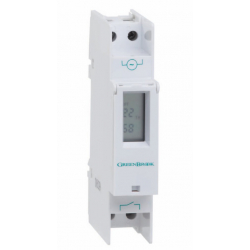 Din Rail Mounted Timers