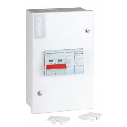 Hager Surge Protection Devices(SPD)