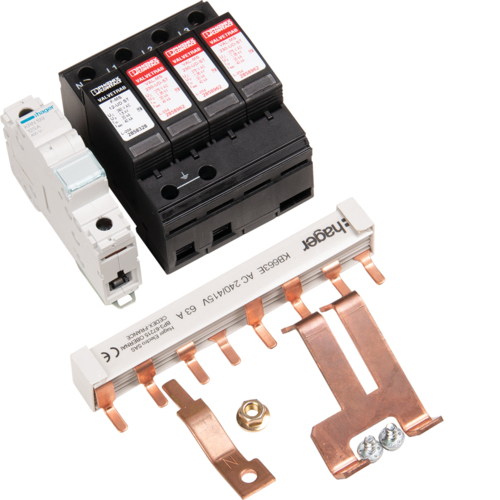 Hager Surge Protection Kits