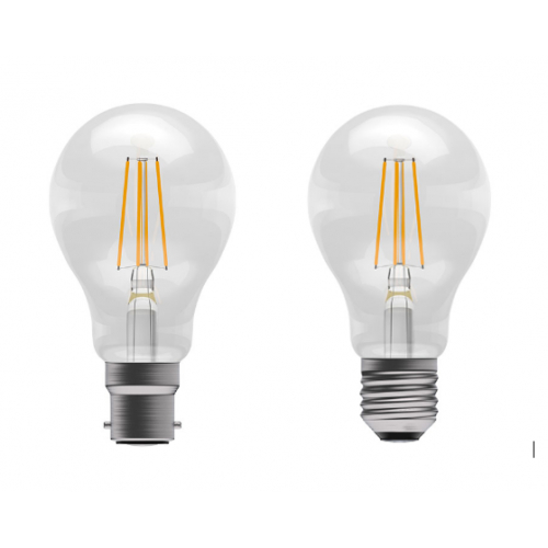 LED Filament GLS Style Dimmable Lamps