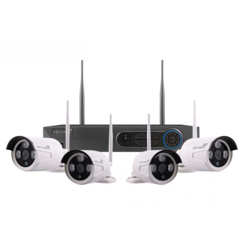 ESP 1080P Wirefree CCTV Kits