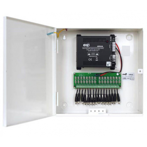 Boxed Power Supplies