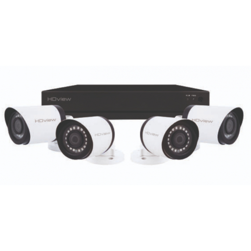 ESP Super HD 4MP CCTV Kits