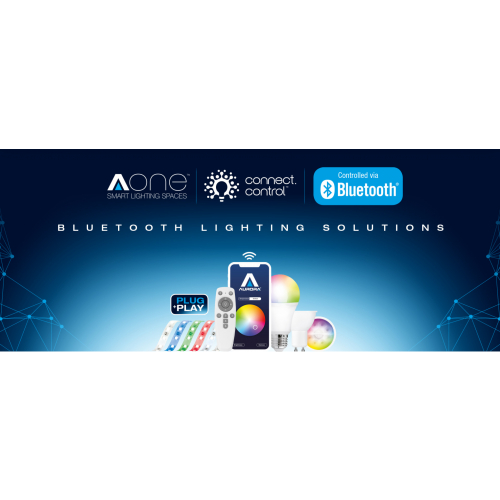 Aurora AOne Connect Control Bluetooth Lighting Solutions