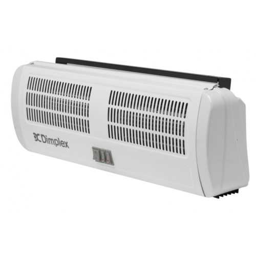 Overdoor Air Curtain Fan Heaters